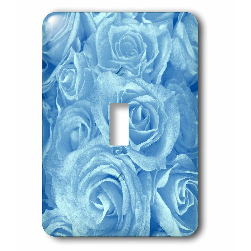 Spring Tulips Flowers Light Switch Plate Wall Plate Home Decor Bedroom Bathroom Home Garden Home Improvement