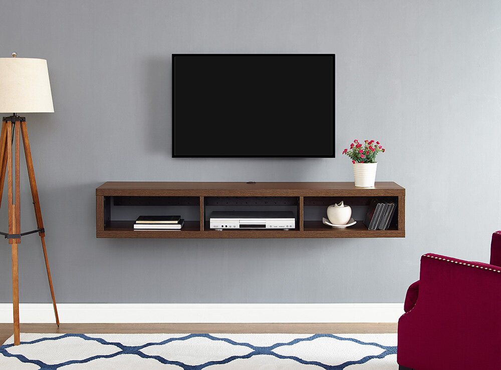 floating tv stands entertainment centers c a3331