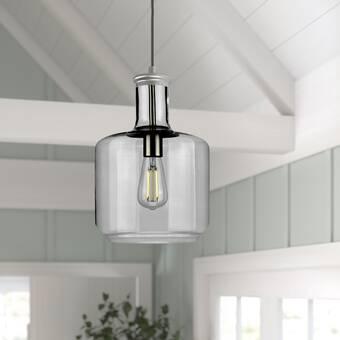 Vasilia 5 Light Cluster Bell Pendant Joss Main