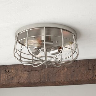 Bruges 3-Light Flush Mount..