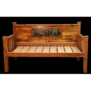 Barnwood Daybed Frame by Utah Mountain Image