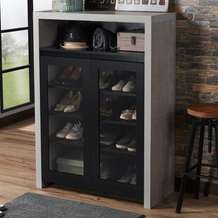 Reviews Transitional Shoe Storage Cabinet By Brayden Studio