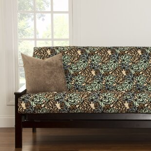 Talia Box Cushion Futon Slipcover