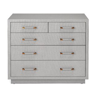 Taylor 5 Drawer Accent Chest by Interlude