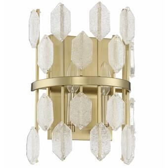 Meyda Tiffany 2 Light French Market Seedy Wall Sconce Wayfair
