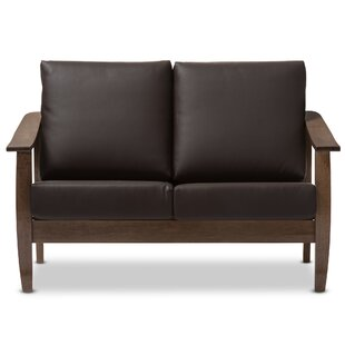 Purchase Sojourn 2 Seater Loveseat by Latitude Run Reviews (2019) & Buyer's Guide