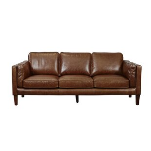 Shelli Leather Sofa