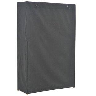 Maag 110cm Wide Portable Wardrobe By Rebrilliant