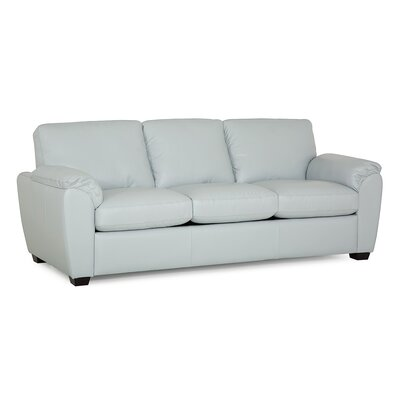 Lanza Sofa Body Fabric: Valencia Pewter-Match