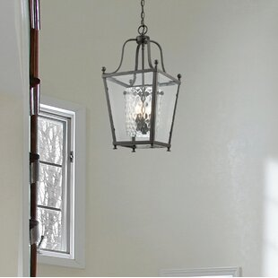 Cully 8-Light Lantern Pendant by Darby Home Co