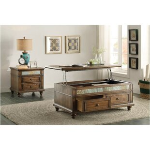 Babson 2 Piece Coffee Table Set