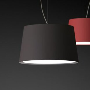 Vibia Warm Medium Pendant with Fluorescent