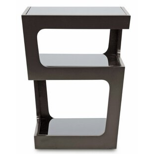 Girouard Modern End Table by Orren Ellis