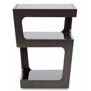 Girouard Modern End Table by Orren Ellis
