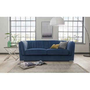 Brayan Grand 3 Seater Sofa By Canora Grey