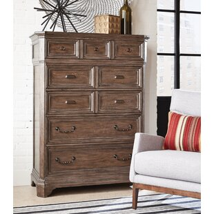 Darby Home Co Aadi 5 Drawer Chest Image