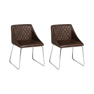 Kirkhill Upholstered Dining Chair (Set Of 2) By Metro Lane