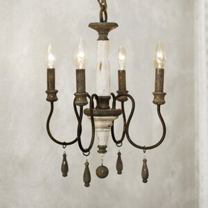 Armande Candle-Style Chandelier