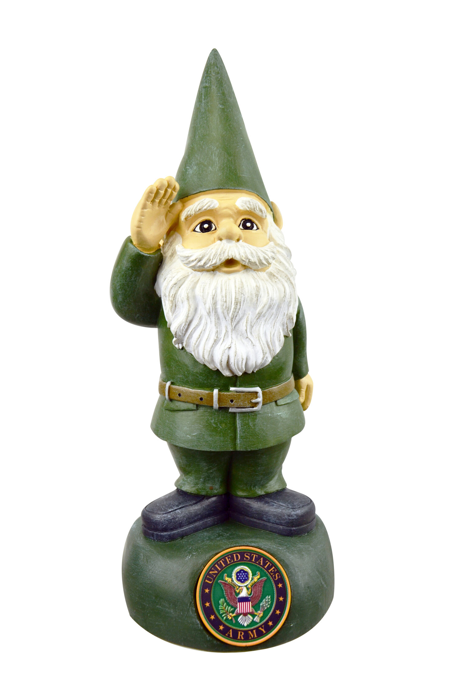 Rcs Gifts Gnome Army Statue Reviews Wayfair