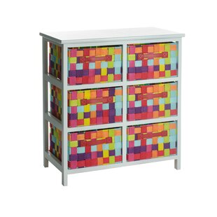 Ouezzane 6 Drawer Chest By Latitude Vive