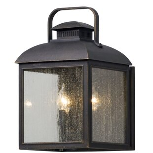 Koffi 3-Light Outdoor Flush Mount by Grac..