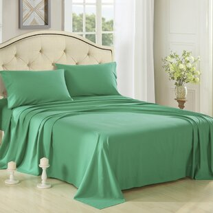 Honeymoon Honeymoon 3 Piece 1800 Collection Brushed Bed Sheet Set