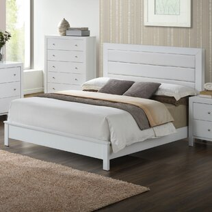 Brennen Upholstered Panel Bed by Latitude Run