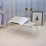 Lazy Dorm Outdoor Indoor Bed Laptop Tray by Inbox Zero