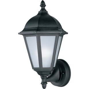 Listermann Outdoor Wall Lantern by Alcott Hill