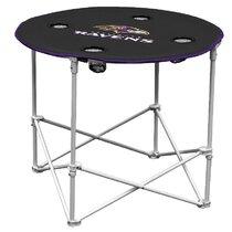 Circular Small Folding Tables You Ll Love In 2021 Wayfair