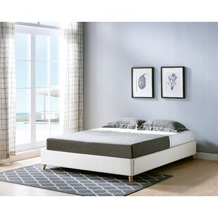 Goolsby Queen Upholstered Platform Bed
