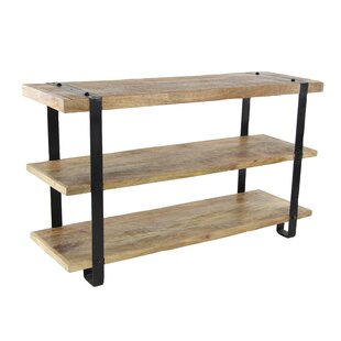 Bartouille Industrial Console Table (Set of 2) by Loon Peak
