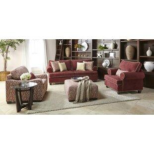 Quartz Configurable Living Room Set by Alcott Hill