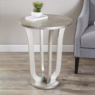Joselyn End Table by Orren Ellis