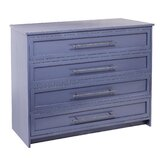 Kamille 3 Drawer Accent Chest by Williston Forge