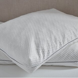 Pineda Cluster Medium Dunlop Standard Bed Pillow