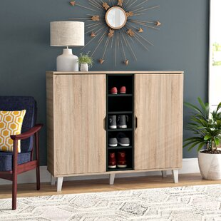 Searching for Jamar 38 Pair Shoe Storage Cabinet By Corrigan Studio