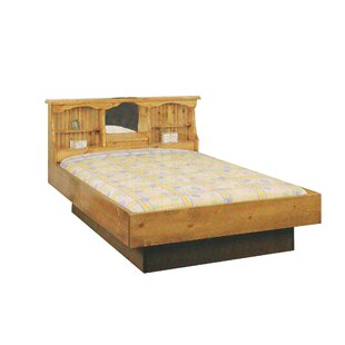 Great Price Salem Complete Premium Solid Pine Hardside Waterbed - Waterbed bedroom furniture