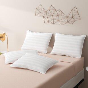 Alwyn Home Eco Fiber Standard Pillow (Set of 4)