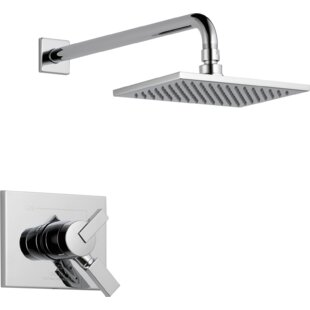 Vero 17 Series Shower Faucet Trim with Lever Handle and Monitor