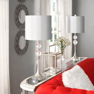 Mcmillin 27 Crystal Table Lamp (Set of 2)
