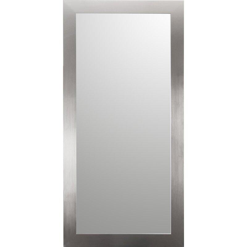 Full Body Floor Bathroom/Vanity Mirror | AllModern