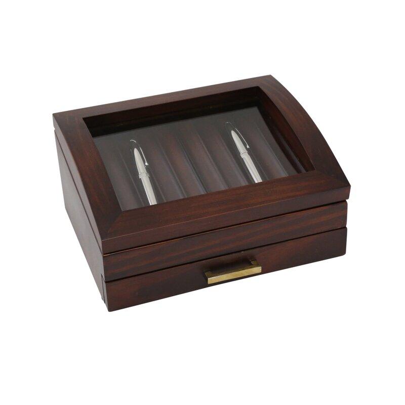 Walnut Wood Pen Box