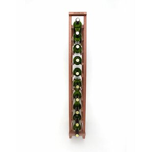 Premium Cellar Series 10 Bottle Floor Wine Rack by Wineracks.com