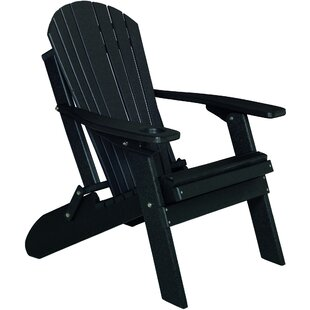 McGraw Plastic Folding Adirondack Chair