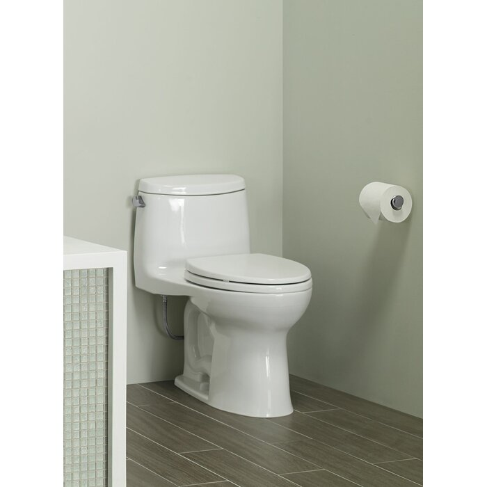 Ultramax II 128 GPF Elongated One Piece Toilet