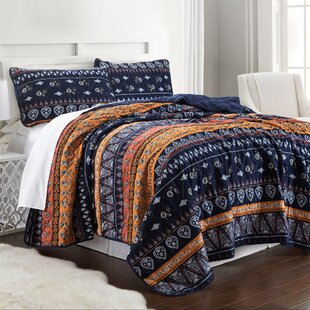 Forand Reversible Coverlet Set