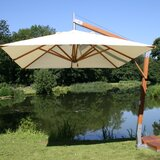 Rikard 10 Square Cantilever Umbrella
