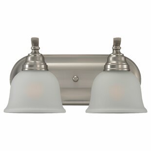 Price Check Busti 2-Light Vanity Light By Darby Home Co