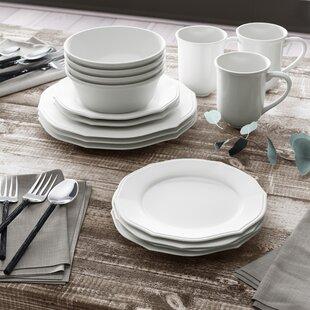 Tammie 16 Piece Dinnerware Set, Service for 4
